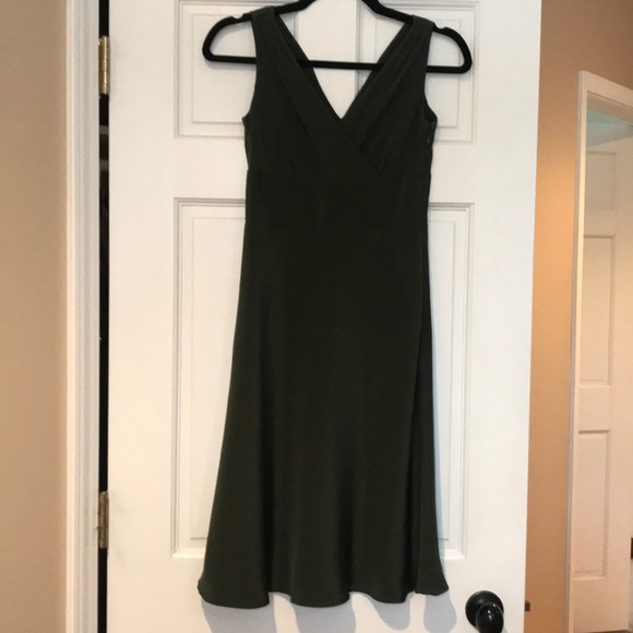 J. Crew Dresses & Skirts - J. Crew Green NWT Dress Empire